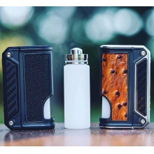 新款神兽lost vape therion bf dna75W75C盒子 lostvape底部注油